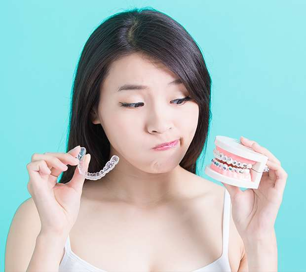 Dunwoody Which is Better Invisalign or Braces